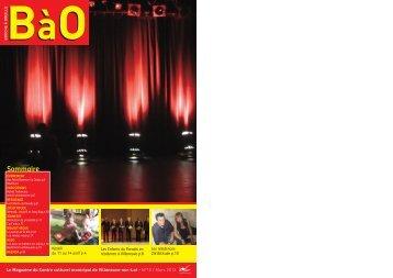 Téléchargez le n° 10 - Mars 2013 - Villeneuve sur Lot
