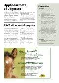 Breeders´Crown sid 24 Betäckningssäsongen sid 34 - ASVT - Page 7