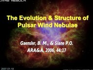 The Evolution & Structure of Pulsar Wind Nebulae