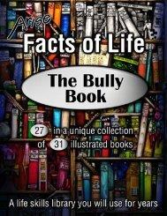 the bully book - ARISE Life Skills