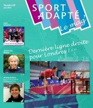 Télécharger le pdf - Fédération Française du Sport Adapté