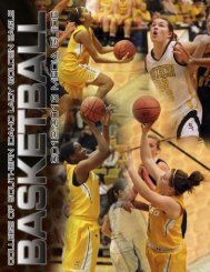 2012-2013 WBB Media Guide - College of Southern Idaho Athletics