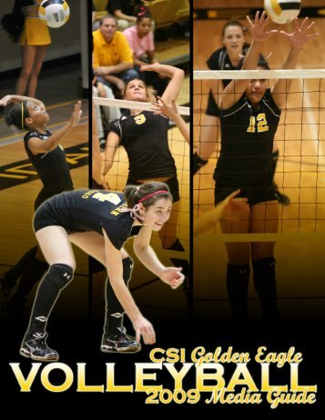 2009 Outlook - College of Southern Idaho Athletics