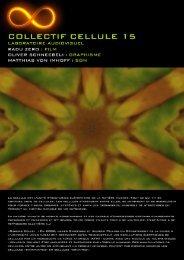 CDLLECTIF CELLULE 15 - site de Radu Zero