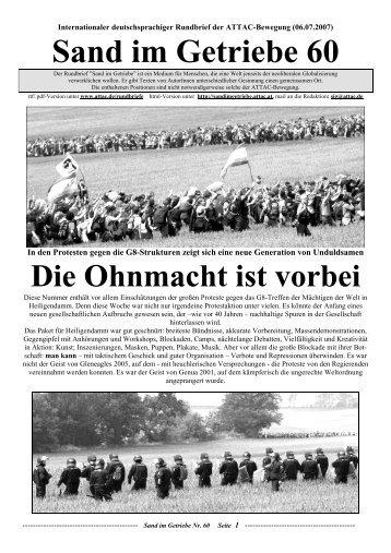 SiG60 als pdf. - Attac Berlin