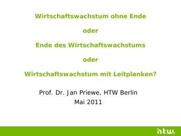 Jan Priewe - Attac Berlin