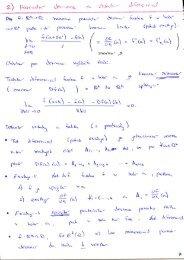 Parciální derivace a totální diferenciál (pdf) - Atrey