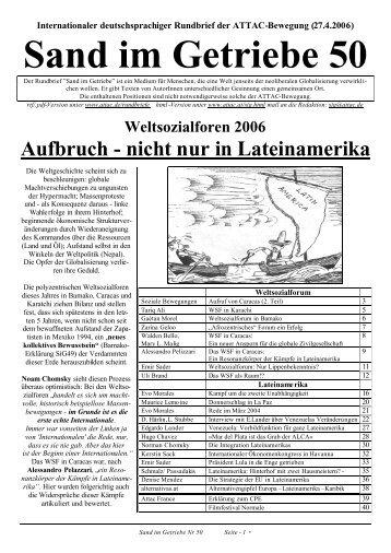 SiG50 als PDF - Attac Berlin