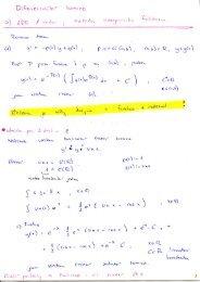 Diferenciální rovnice (pdf) - Atrey