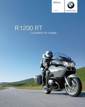 R 1200 RT - BMW Motorrad Belgium