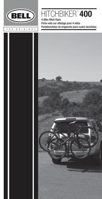 HITCHBIKER 400 MANUAL-TRI - The Bell Garage