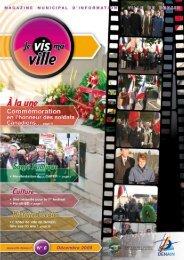 décembre 2009 - Ville de Denain