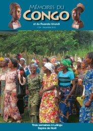 Revue n° 24 (pdf - 2.3 MB) - Mémoires du Congo