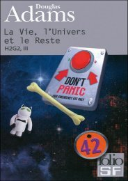 [H2G2-3] La Vie, l'U.. - Index of