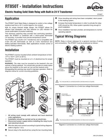 ove series european style rh yumpu com ouellet baseboard heater wiring diagram Electric Baseboard Heater Parts