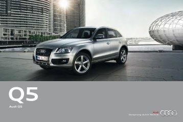 Audi Q5 - Tavcor Audi