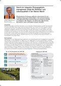 Regionaler Entwässerungsplan (REP) Obere March - Kanton Schwyz - Seite 2