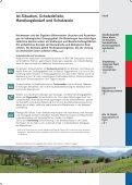 Regionaler Entwässerungsplan (REP) Obere March - Kanton Schwyz - Seite 3