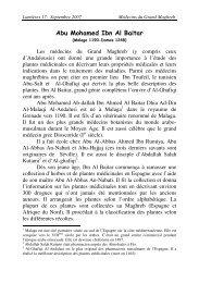 Abu Mohamed Ibn Al Baitar - edunet
