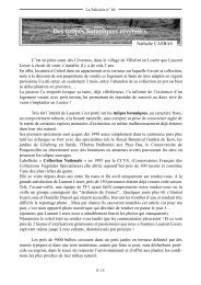 Lire l'article [ format PDF - 5 pages ] - Tulipes sauvages