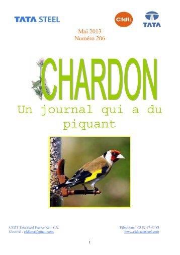 chardon mai 2013