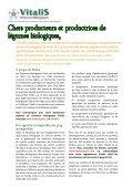 Vitalis Catalogue Ca Fr - Vitalis Canada - Vitalis Organic Seeds - Page 2