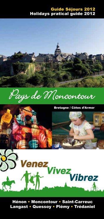Guide pratique 2012 - Communauté de Communes du Pays de ...
