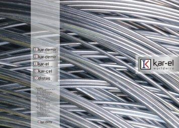 e-katalog - Kar-el Demir Tel San. ve Tic. Ltd. Şti.