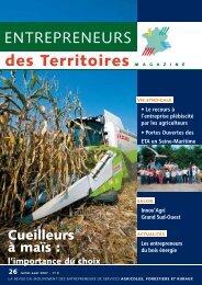 EDT_Magazine-26 - Entrepreneurs Des Territoires