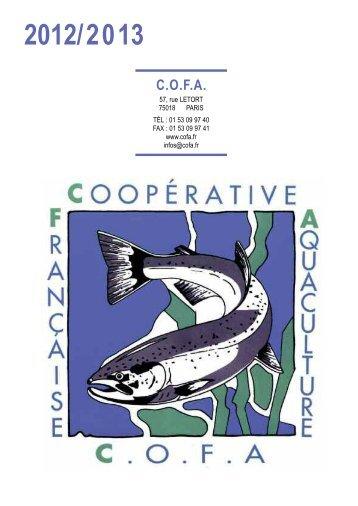 Téléchargez le Catalogue 2012 – 2013