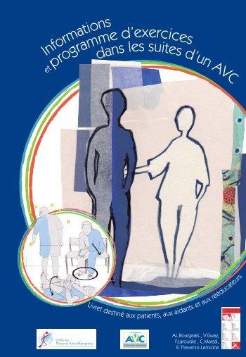 Le livret AVC - France AVC