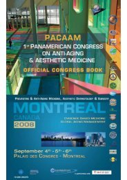 why montreal for pacaam? - EuroMediCom