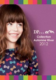 Collection Automne Hiver - Dpam-corporate.com