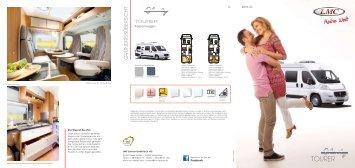 Katalog Tourer 2013 - LMC Caravan