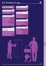 Feuillard et Lien - Easy catalogue