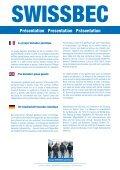 Catalogue portes ouvertes SWISSBEC Génétique - Castel James Jolie - Page 4
