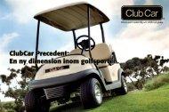 ClubCar Precedent: En ny dimension inom ... - Epton Trading AB