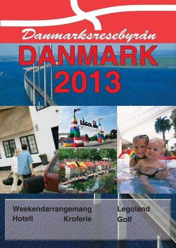 Weekendarrangemang Hotell Kroferie Legoland Golf - Resor till ...