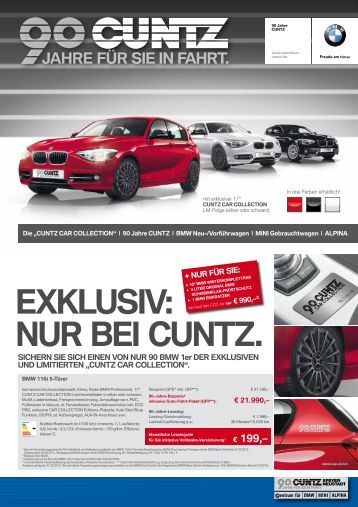 PDF downloaden - Autohaus Cuntz
