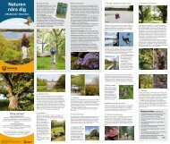 Naturen nära dig - Sturefors - Linköpings kommun