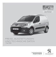 preise, ausstattungen und technische daten - Auto Centrum Stange