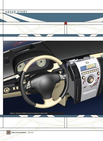 C OV E R S T O RY - Auto Electronics Magazine