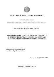 h - Automatica - Università degli Studi di Padova