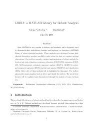 LIBRA: a MATLAB Library for Robust Analysis - Automatica
