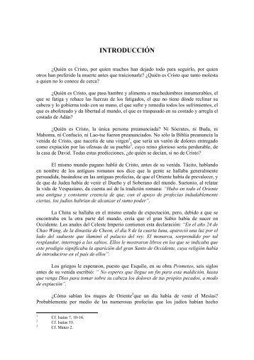 CURSO DE CRISTOLOGÍA - Autores Catolicos
