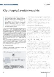 Kipufogógáz-utánkezelés - Autótechnika