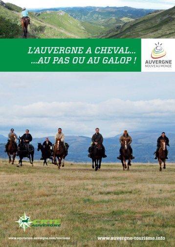 L'Auvergne à cheval