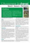 L'Auvergne à cheval - Page 2