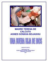 MADRE TERESA DE CALCUTA AGNES ... - Autores Catolicos