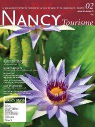 Nancy Tourisme N°2 en pdf (13 Mo)